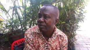 Roger Pholo Mvumbi, journaliste environnementaliste, défenseur des droits humains et activistes, paysan et leader communautaire, chargé des organisations des peuples autochtones membres de la COPACO.