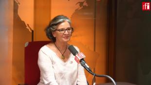 Marie-Noëlle Bas sur RFI le 14 août 2018.
