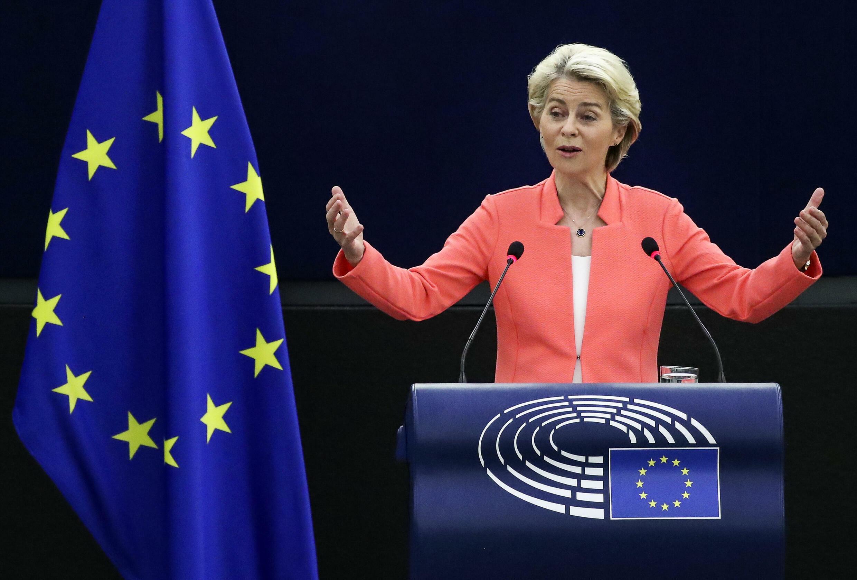 EU chief Ursula von der Leyen pledged an additional 100 million euros in aid to Afghanistan
