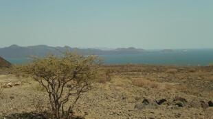 Hali ya Ukame kwenye eneo la Turkana
