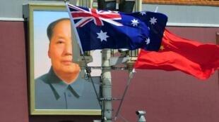 Les relations entre l'Australie et la Chine se sont dégradées depuis quelques temps