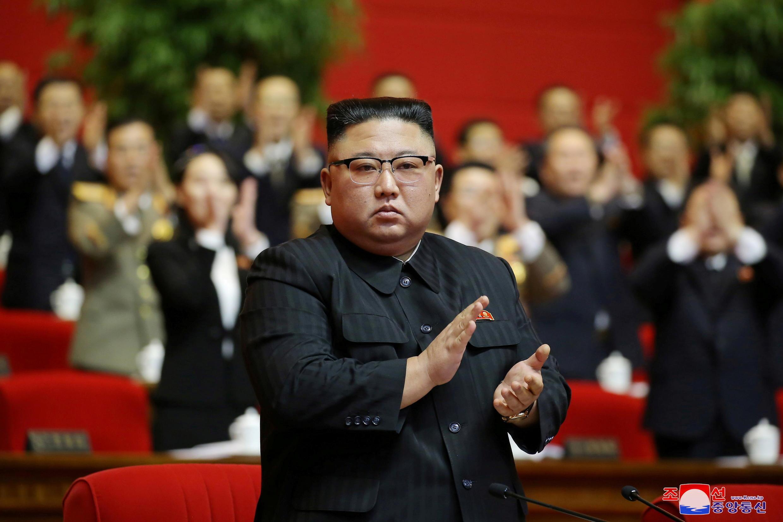 corée du nord - kim jong un - congrès 2021-01-11T005751Z_808197277_RC2B5L91PO3O_RTRMADP_3_NORTHKOREA-POLITICS