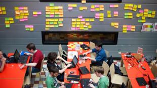 Wikimedia Hackathon 2013 in Amsterdam