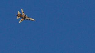 Израиль сбил сирийский самолет над Голанскими высотами