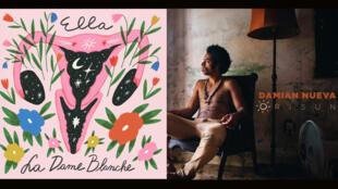 La Dame Blanche (Nacional) et Damian Nueva (Nootropic).
