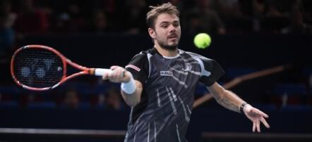 Stan Wawrinka has urged tennis authorities to clamp down on the antics of Nick Kyrgios.a(30).