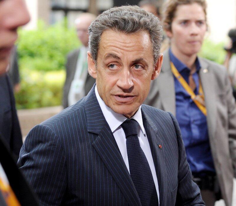 Shugaban Faransa Nicolas Sarkozy