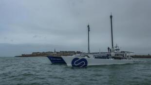 Energy Observer Saint Malo