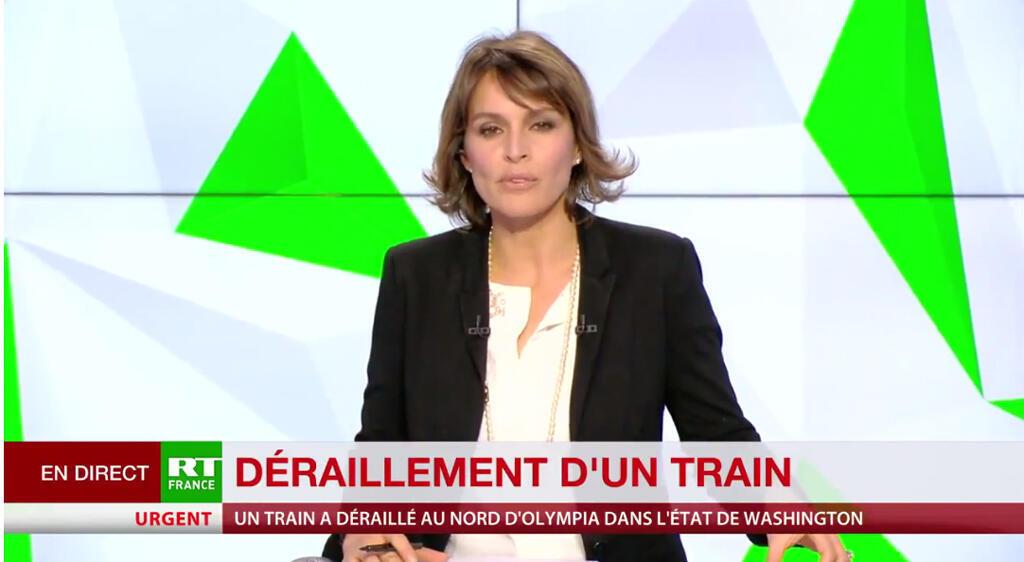 Capture d'écran, vidéo Dailymotion RT France.