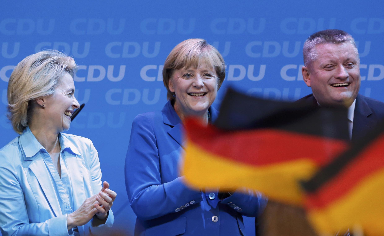 Sucesso de Angela Merkel deve servir de exemplo para líderes europeus