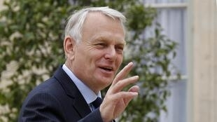 New Prime Minister Jean-Marc Ayrault