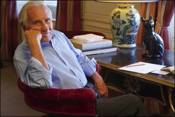 法國文壇傑出代表瑞木松