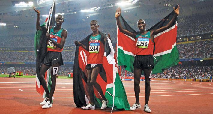 Wanariadha wa Kenya