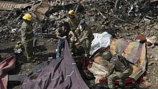 Doze soldados turcos morreram em um acidente no Afeganistão