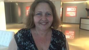 Jaqueline Dreyer esteve nos estúdios da RFI para apresentar a 4ª edição do Festival do Rio Grande do Sul de Paris.