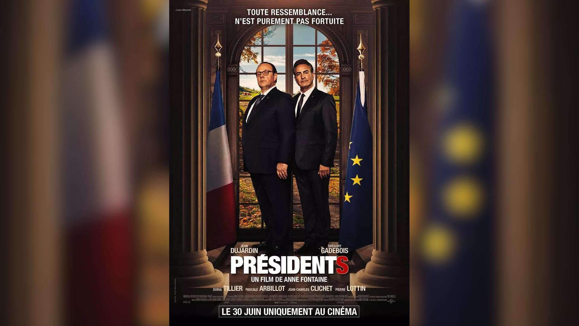 Affiche Présidents