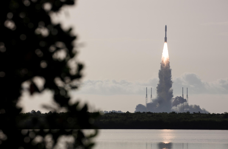 El lanzamiento tuvo lugar este jueves 30 de julio de 2020 desde Cabo Cañaveral, en Florida, Estados Unidos.
