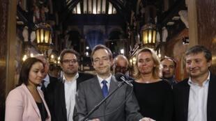 Bart de Wever, le 14 octobre 2012 à Anvers.