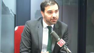 Laurent Saint-Martin, député LREM du Val-de-Marne, sur RFI le 15 mars 2019.