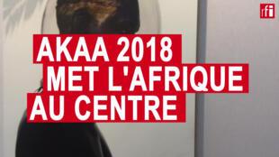 L'édition 2018 d'AKAA (Also Known As Africa), foire d'art contemporain et de design centrée sur l'Afrique.