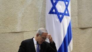 O primeiro-ministro israelense, Benjamin Netanyahu, inicia nesta sexta-feira visita oficial aos Estados Unidos.