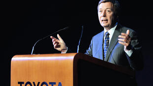 Didier Leroy, le nouveau patron de Toyota.