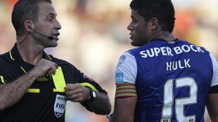 Duarte Gomes, ex-árbitro internacional português