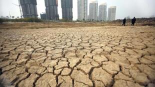 La rivière Gan, en Chine, premier pollueur de la planète.
