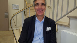 Luc Servant, membre du Bureau de l'APCA, président de la Chambre d'agriculture de Charente-Maritime