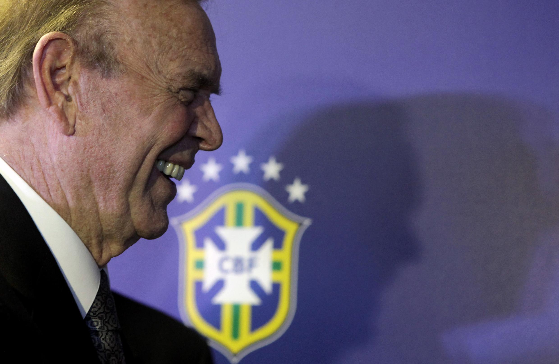 José Maria Marin vai substituir Ricardo Teixeira na direção da CBF