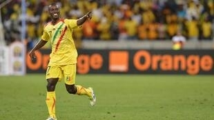 Le Malien Abdoulaye Sissoko.