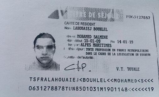 Mohamed Lahouaiej-Bouhlel: carne de porco, drogas e vida sexual despudorada.