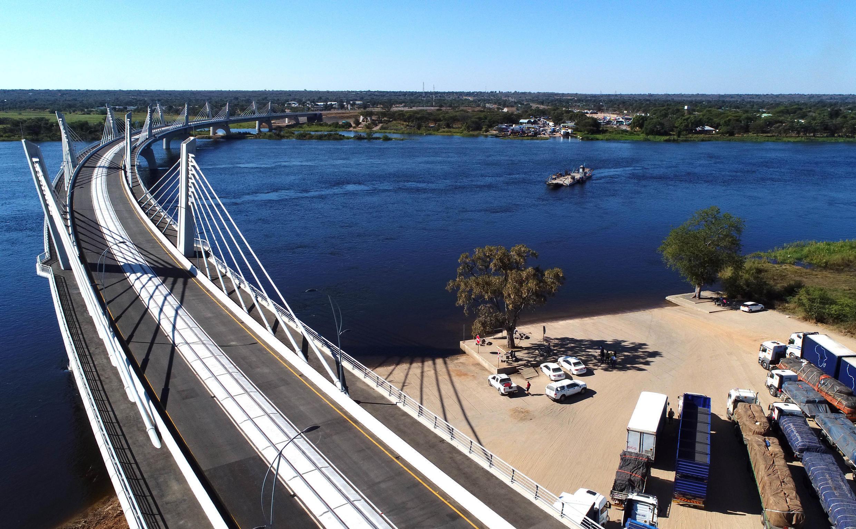 Kazungula - pont