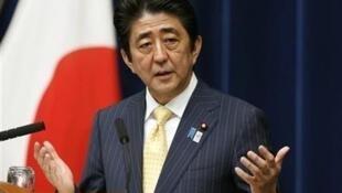 日本首相安倍  2016年9月23日