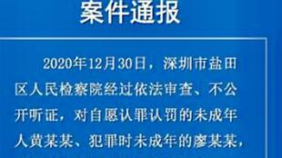 12送中案10人判入狱三年至七个月两未成年交香港处理