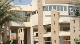 Le bloc opératoire de l'hôpital Gabriel Touré de Bamako où les personnels de santé se sont mis plus d'un mois en grève.