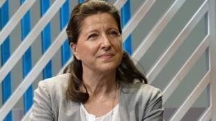 Agnès Buzyn, candidate de la République En Marche à la mairie de Paris.
