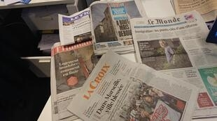Diários franceses 05 11 2019