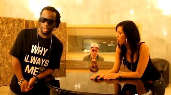 "Клип композиции ""Poids plume"" - Ayna feat Youssoupha (Bomayé Musik)"
