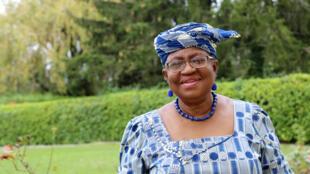 La candidate au poste de directrice générale de l'OMC Ngozi Okonjo-Iweala, le 29 septembre 2020.