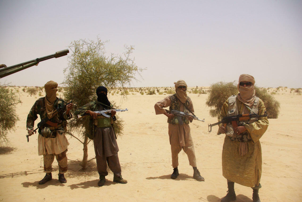 Mali djihadistes