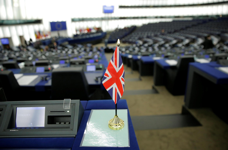 Nghị Viện Châu Âu thảo luận về Brexit, Strasbourg, ngày 16/01/2019.