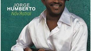 """Capa do último disco de Jorge Humberto, """"Nôv'Astral"""" (2016)"""