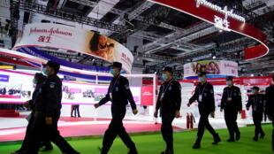 第三届中国上海国际进口博览会正在举行