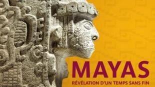 """""""Mayas, revelación de un tiempo sin fin"""" puede verse en París hasta febrero de 2015."""