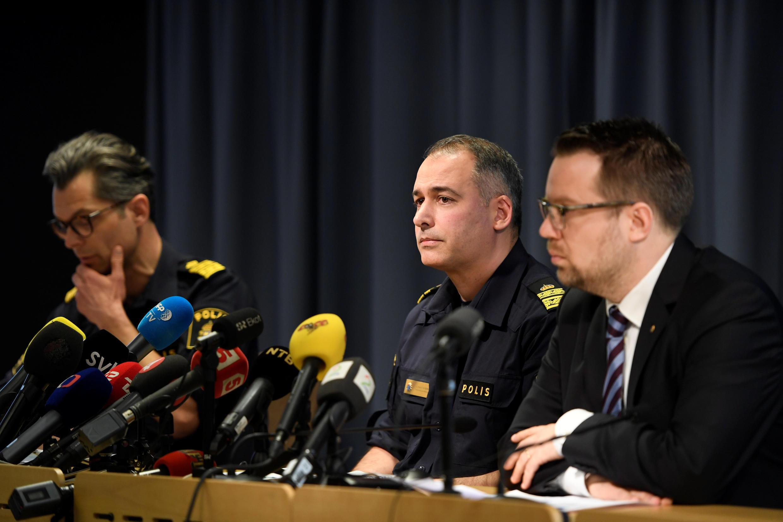 پلیس سوئد از گرایشات فرد مهاجم در استکهلم به داعش خبر داد .