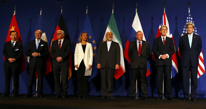 Le 2 avril  2015, à Lausanne en Suisse, un accord politique a été trouvé entre Téhéran et les grandes puissances sur le dossier nucléaire iranien.