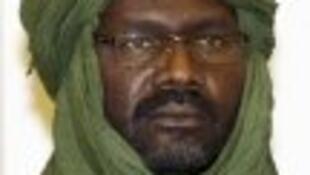 Sudan's Justice and Freedom Movement rebel leader Khalil Ibrahim