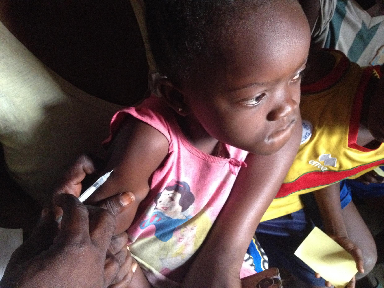 Sétima Semana Africana de Vacinação