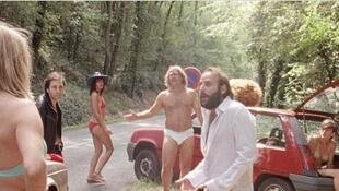 Photo tirée du film «La fille du 14 juillet», premier long métrage d'Antonin Peretjatko.